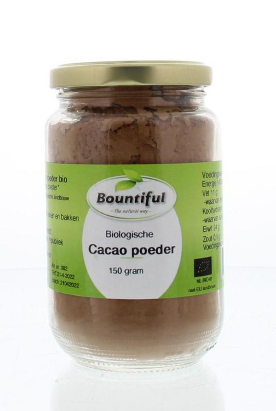 Cacao poeder bio