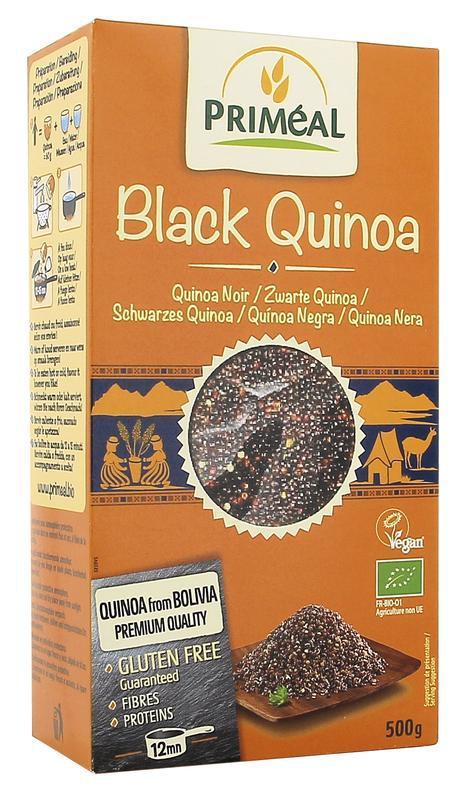 Quinoa black