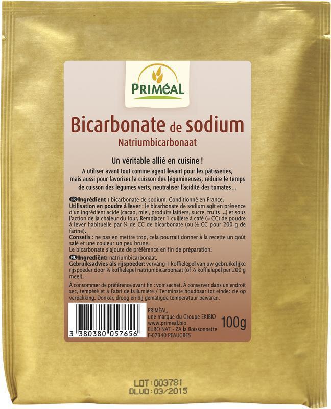 Bicarbonate sodium
