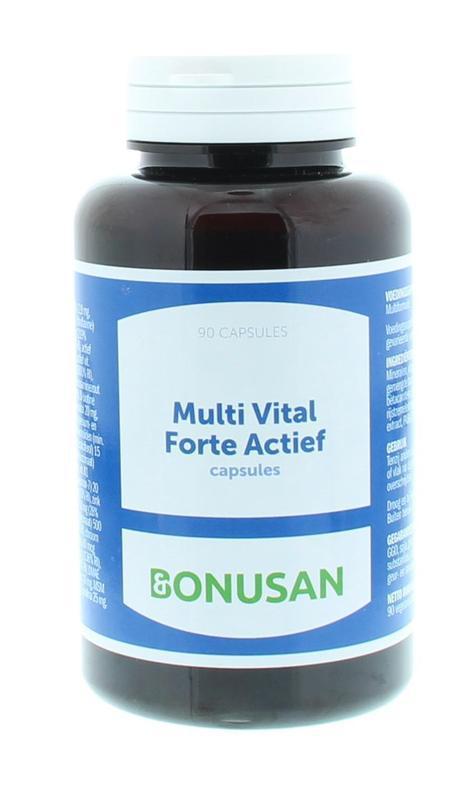 Multi vital forte actief