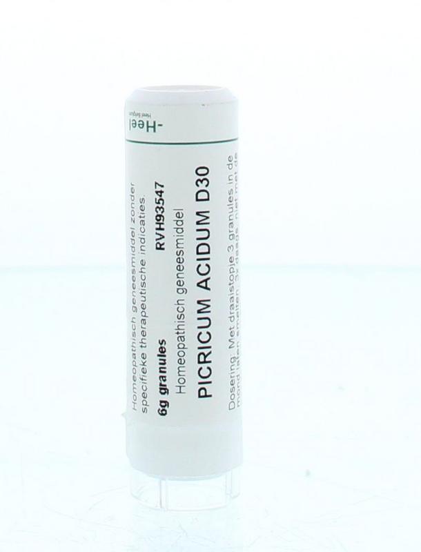 Picricum acidum D30