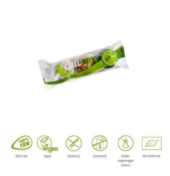 Rawmeo bonbons mix bio