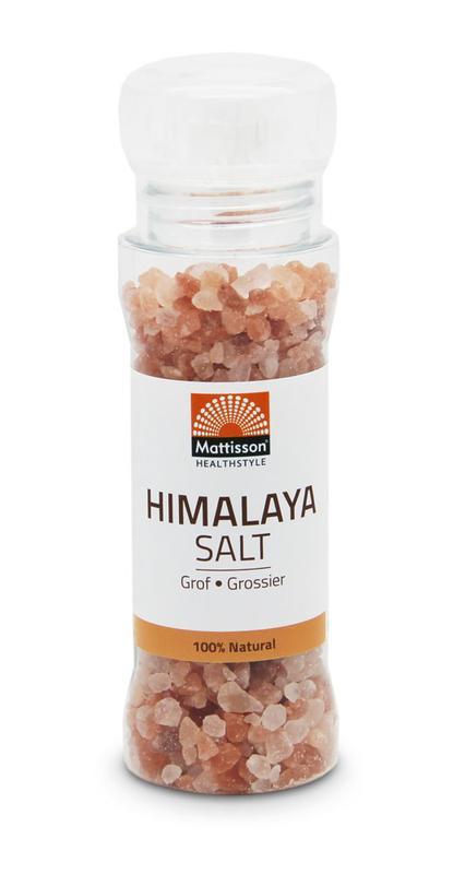 Himalaya zout grof gemalen