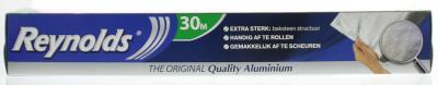 Aluminiumfolie extra sterk 30 meter