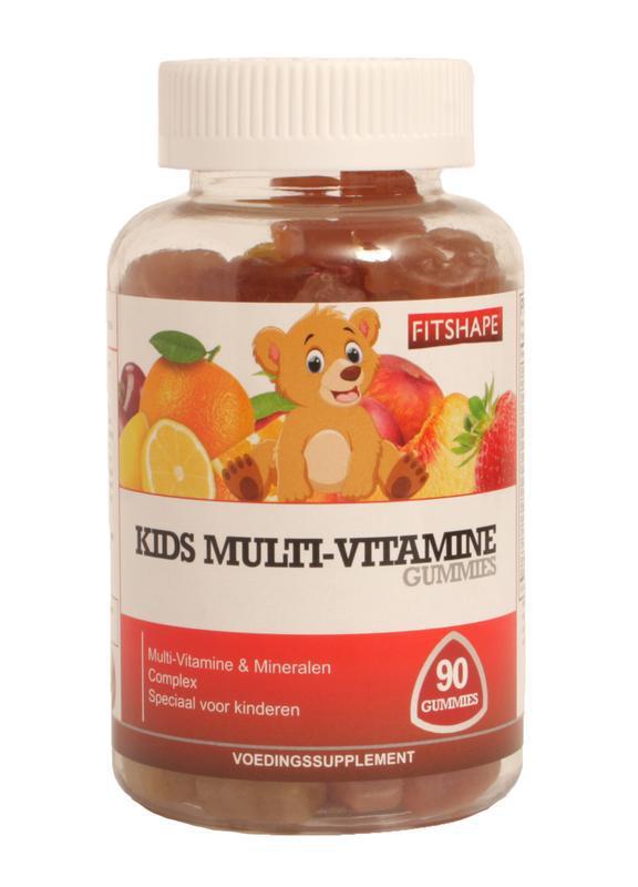 Kids multi-vitamine