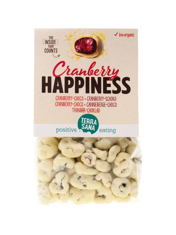 Cranberry happiness choco