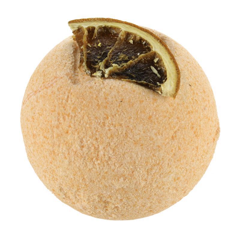 Bath ball orange tree