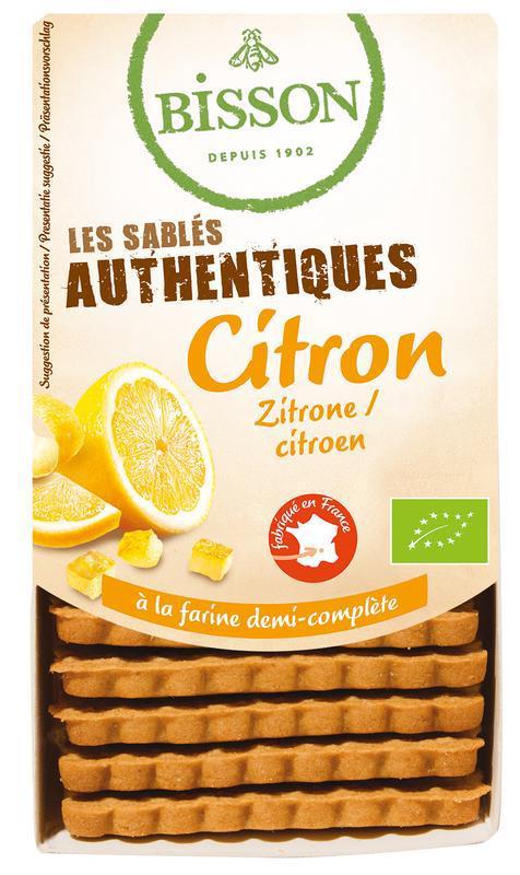 Biscuits citroen