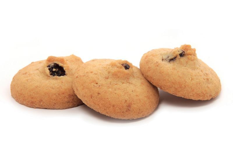 Biscuit rozijnen organic