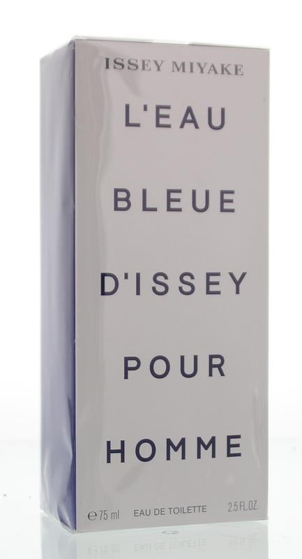 L'Eau bleue d'issy eau de toilette man