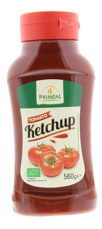 Tomatenketchup bio