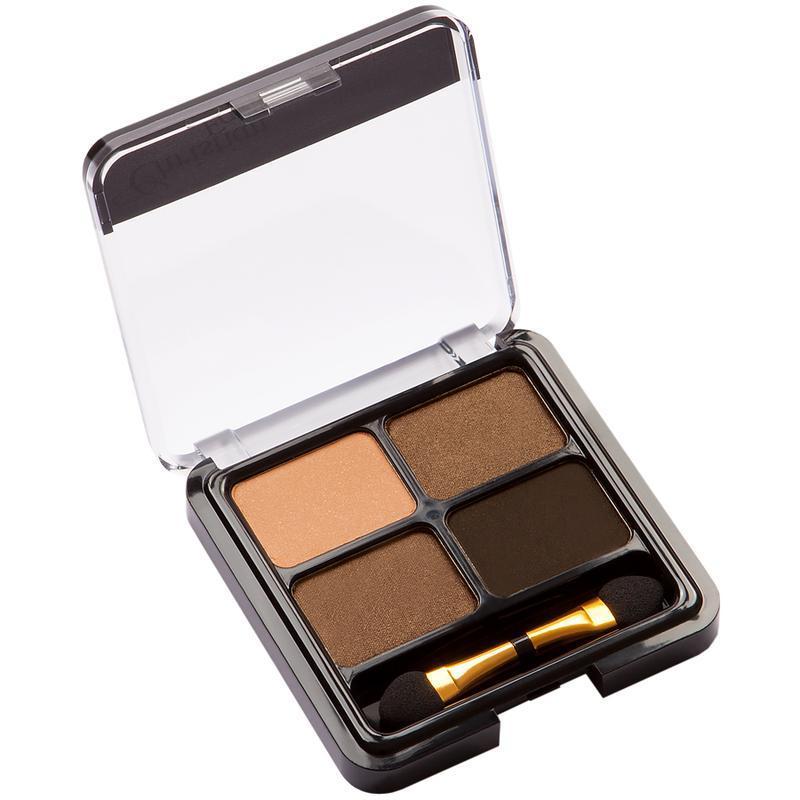 Eyeshadow quattro brown