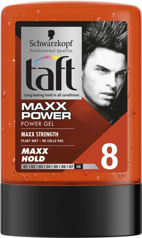 Maxx power gel flacon
