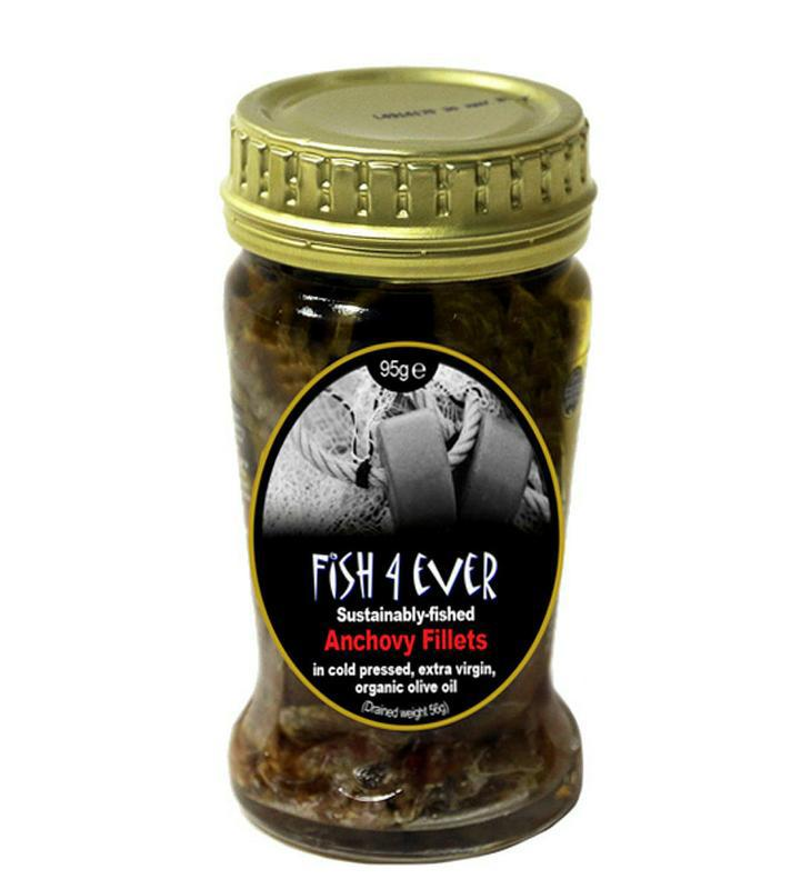 Ansjovisfilet in olijfolie