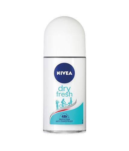 Deodorant dry fresh roller female