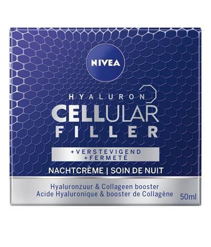 Cellular filler nachtcreme