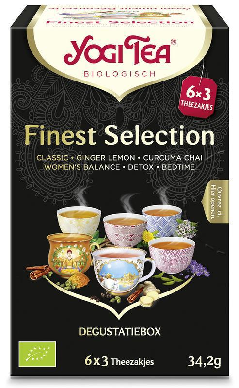 Finest selection 3x 6 stuks bio