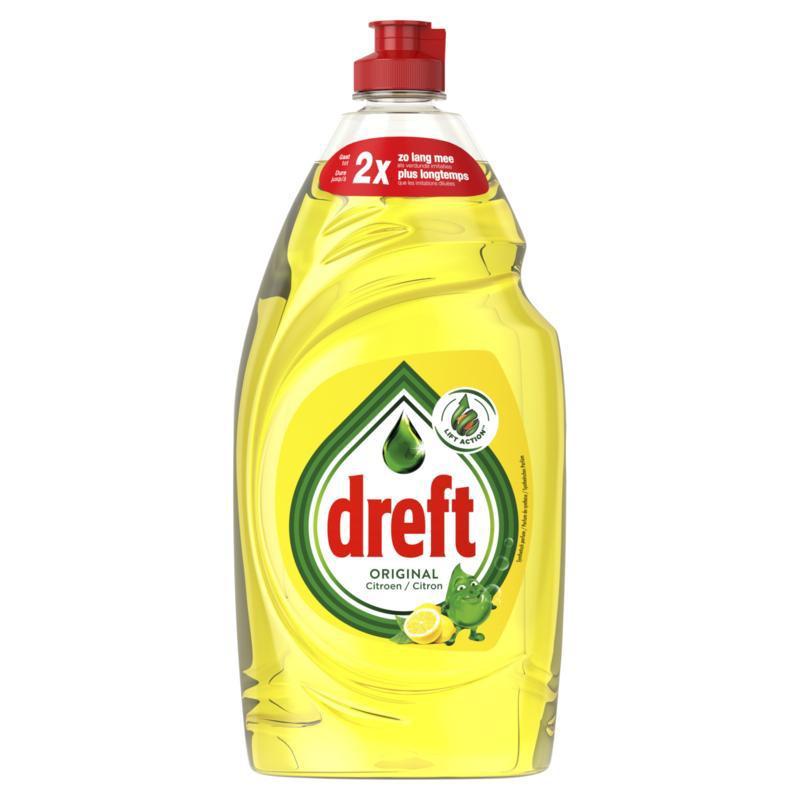Afwas citroen