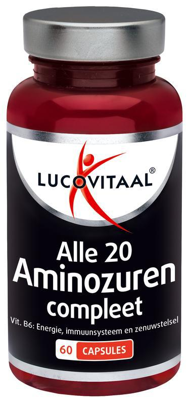 Aminozuur & vitamine B6