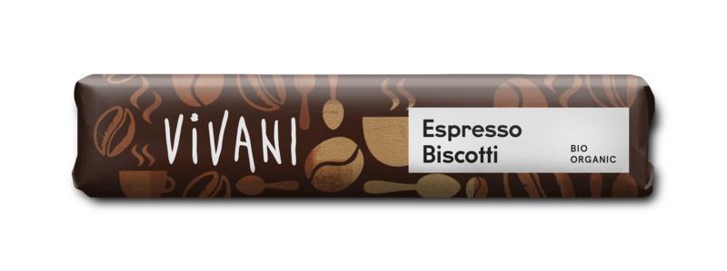 Chocolate To Go espresso biscotti