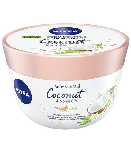 Body oil souffle coconut & monoi