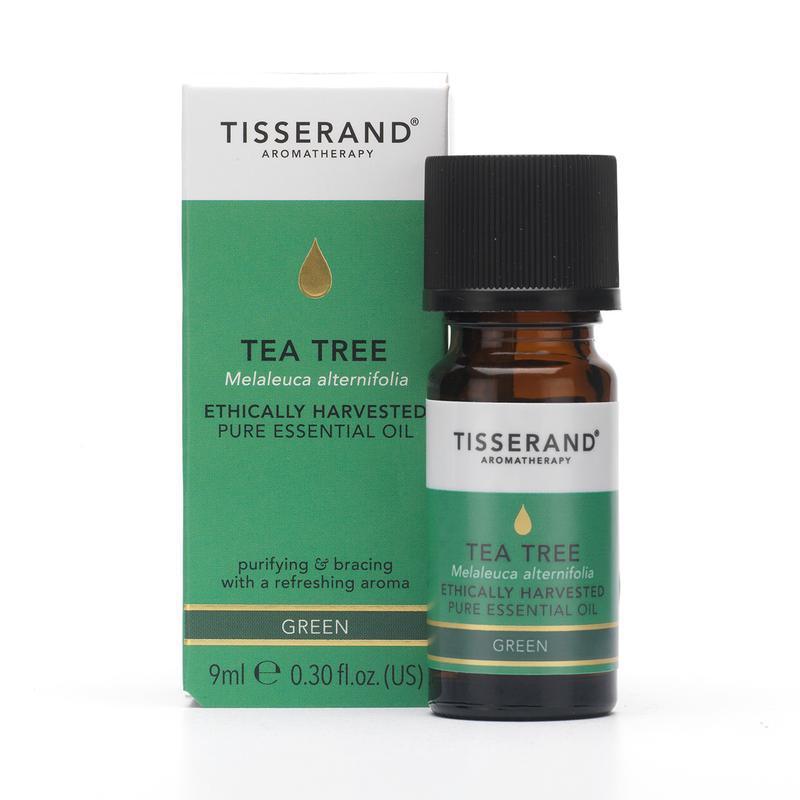 Tea tree organic ethically harvested