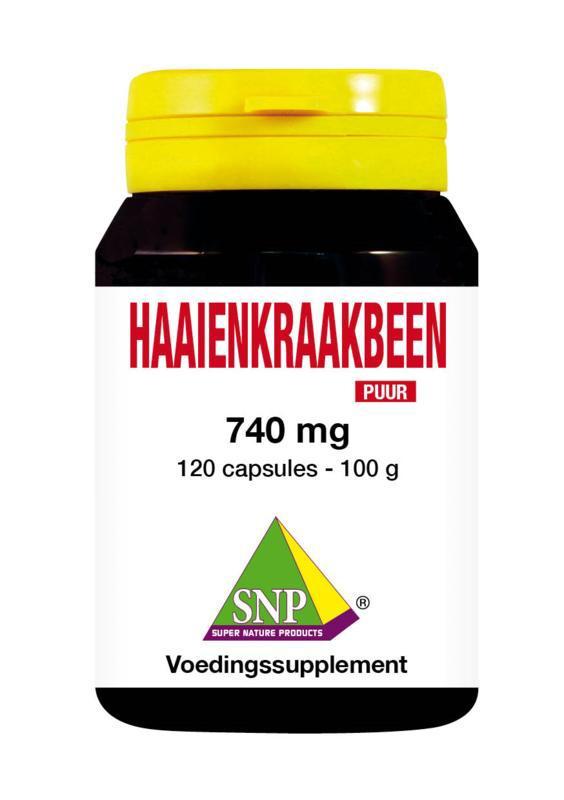 Haaienkraakbeen 740 mg puur