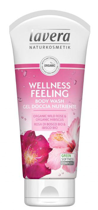 Douchegel/body wash wellness feeling