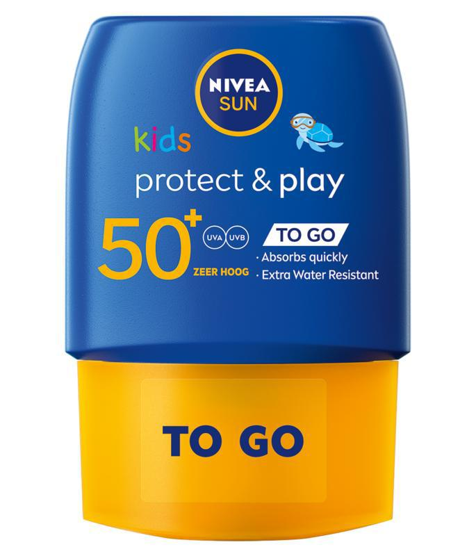 Sun protect & hydrate child pocket spf50+