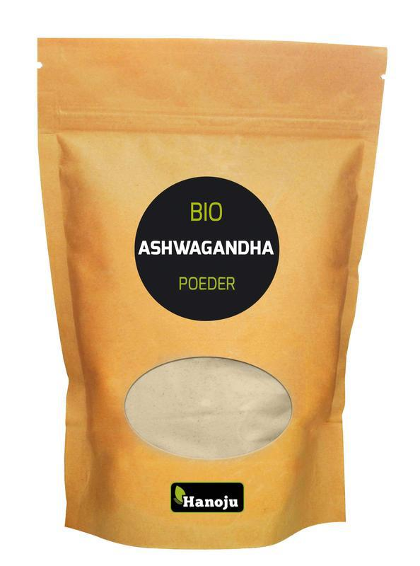 Ashwagandha organic poeder