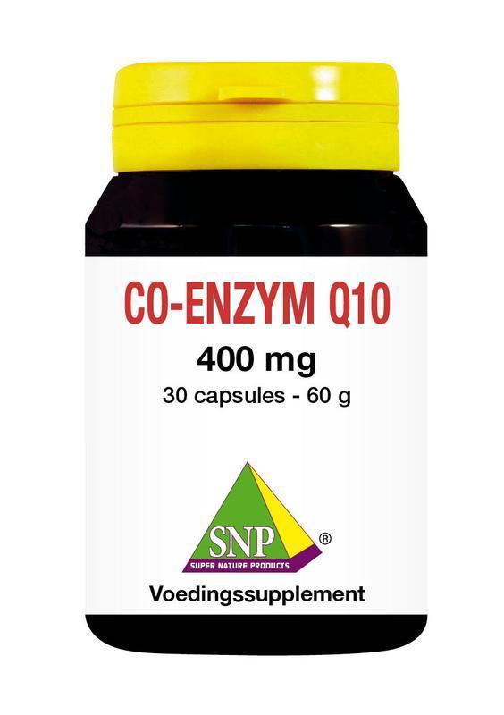 Co enzym Q10 400 mg