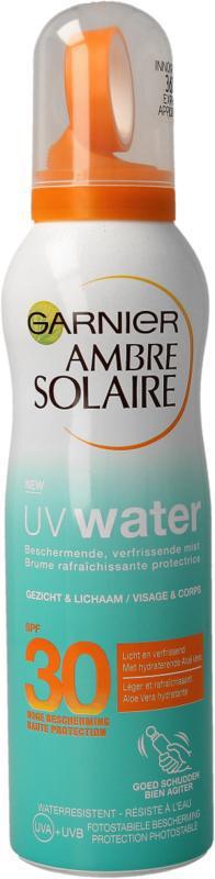 Ambre sol UV dry mist SPF30