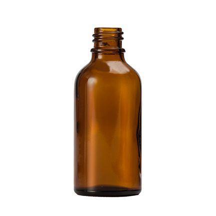 Druppelflacon 50 ml bruin