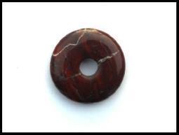 Donut 3 cm jaspis breccie 1st