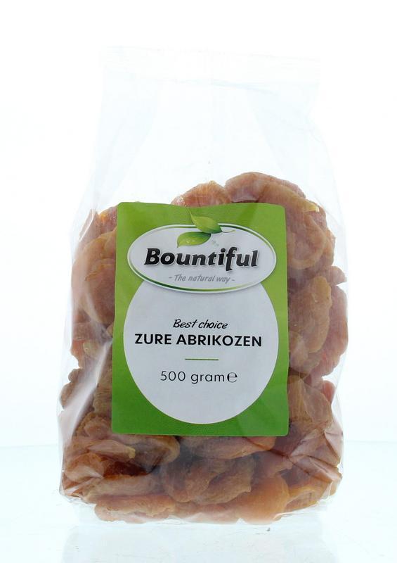 Abrikozen zuur