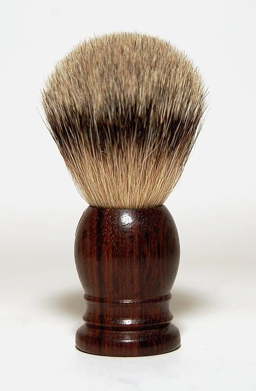 Scheerkwast silverspits rozenhout klein