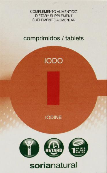 Iodo jodium retard 150 mcg