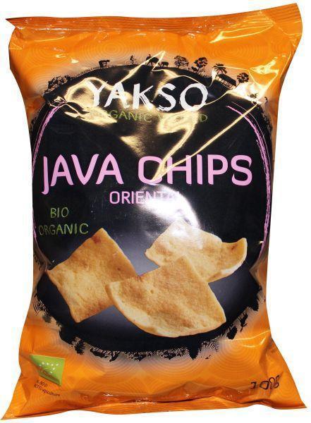 Java chips orient