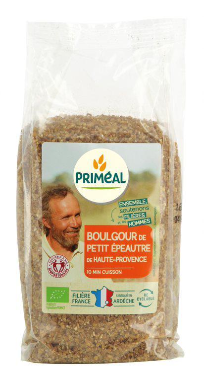 Bulgur van eenkornspelt uit de Haute-Provence bio
