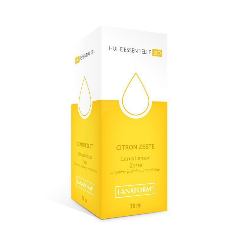 Lanaform ess oil bio citron 1st 10ml