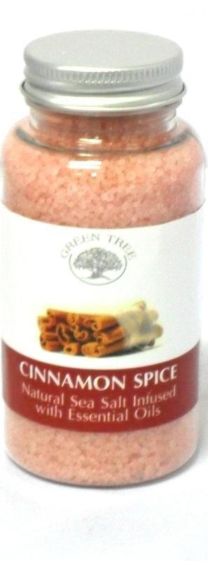 Aromabrander zeezout cinnamon