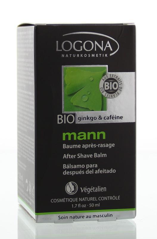 Mann aftershave balsem