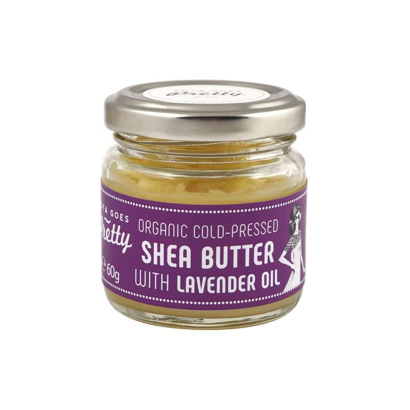Shea & lavender butter