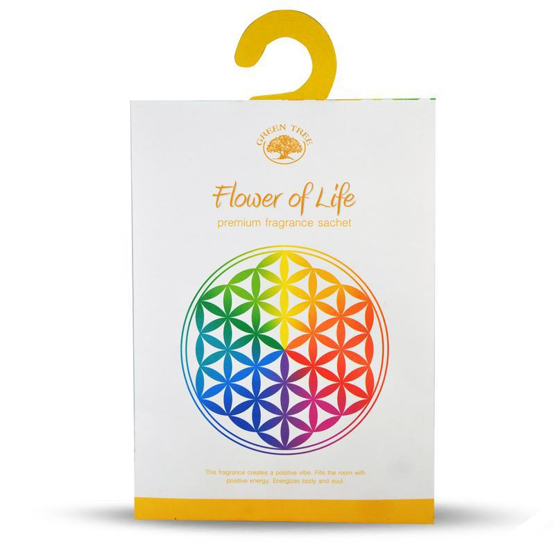 Geurzakje flower of life