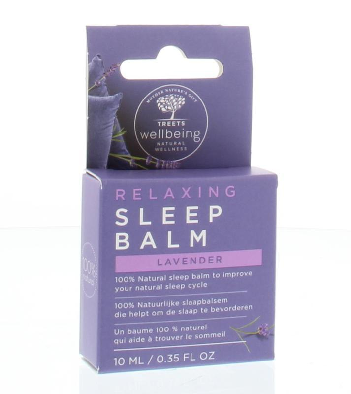 Wellbeing sleep balm