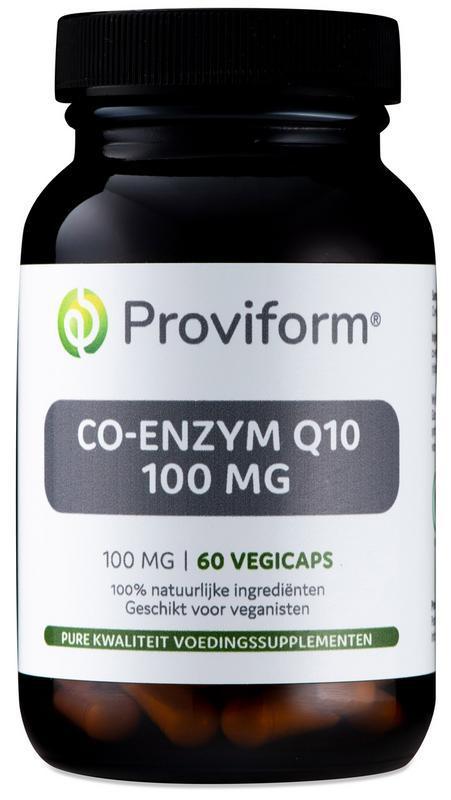 Co-enzym Q10 100 mg