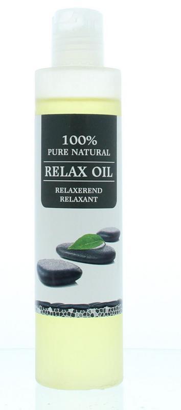 Relax anti stress massageolie