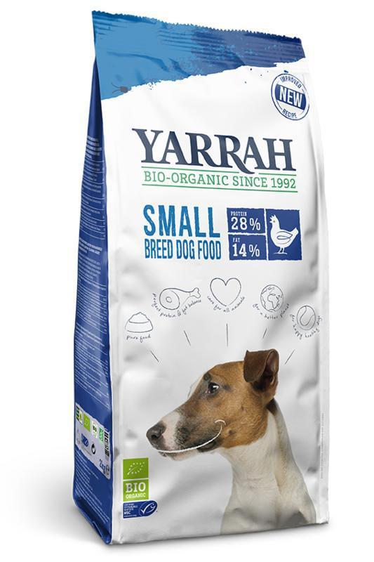 Biologisch small breed hondenvoer