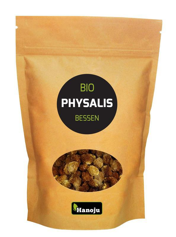 Physalisbessen paper bag bio