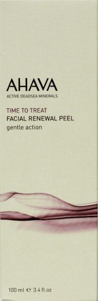 Facial renewal peeling